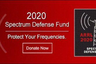 2020 ARRL Spectrum Defense Fund