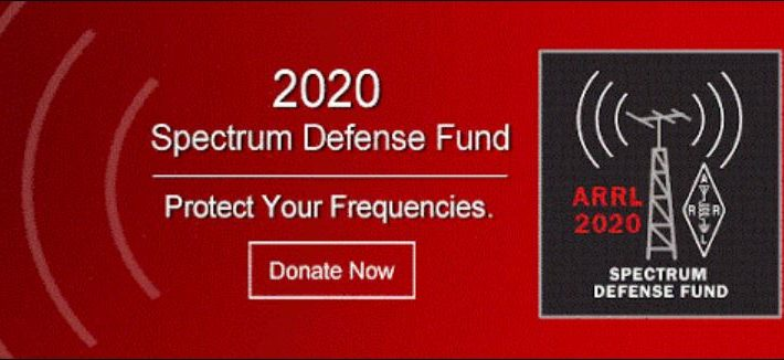 2020 ARRL Spectrum Defense Fund
