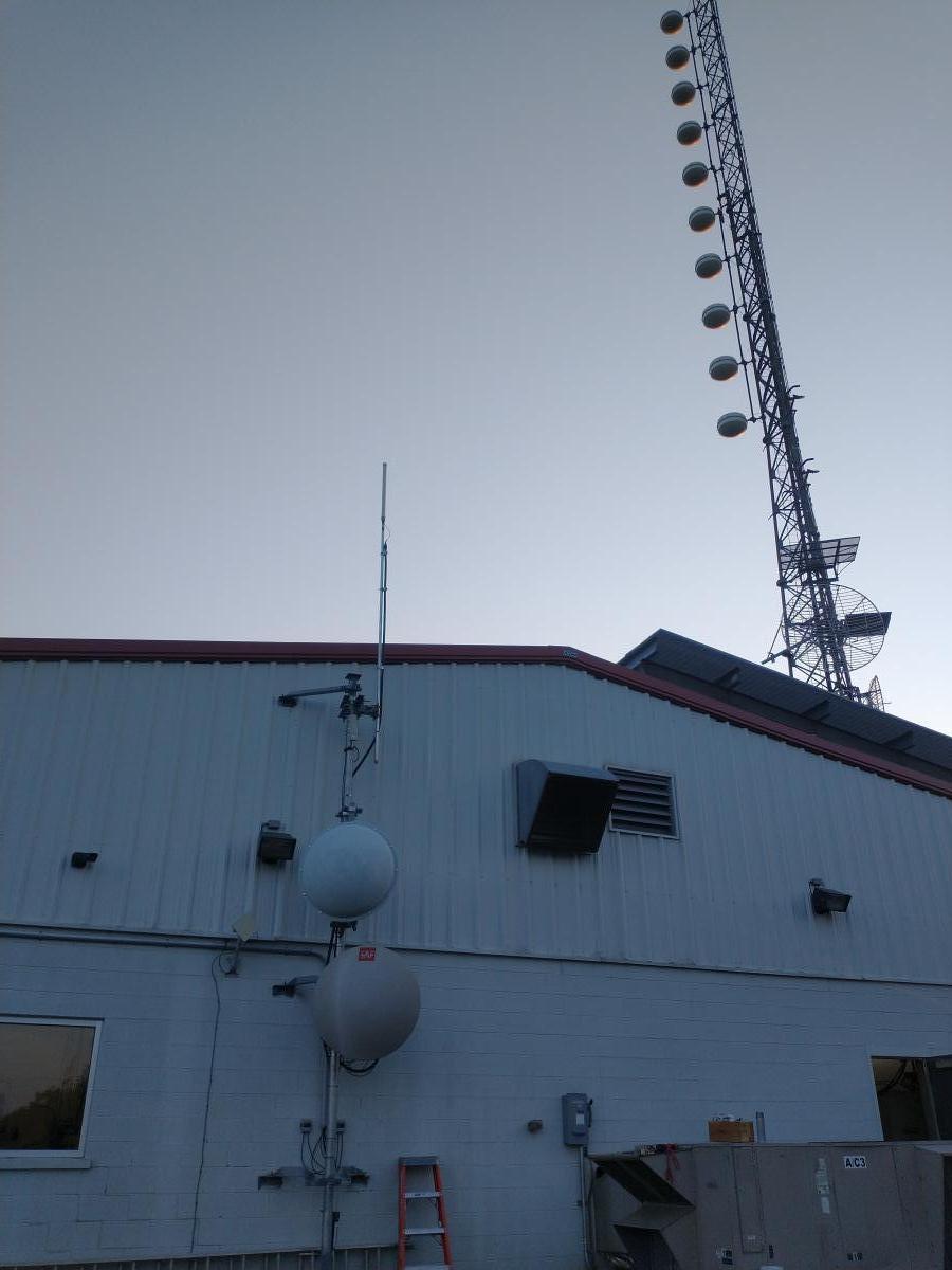 Poor Mt antenna