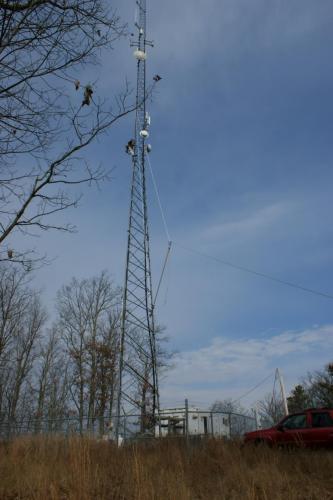 2017 cloyd repeater new antenna DSC09619