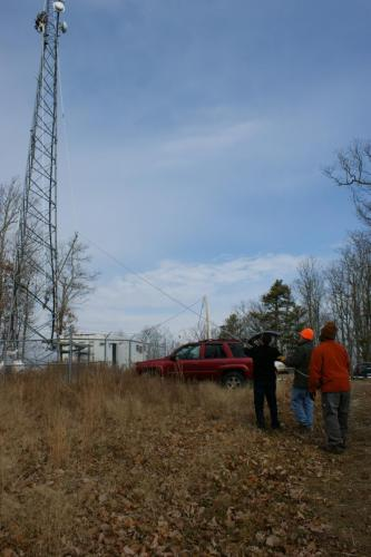 2017 cloyd repeater new antenna DSC09621