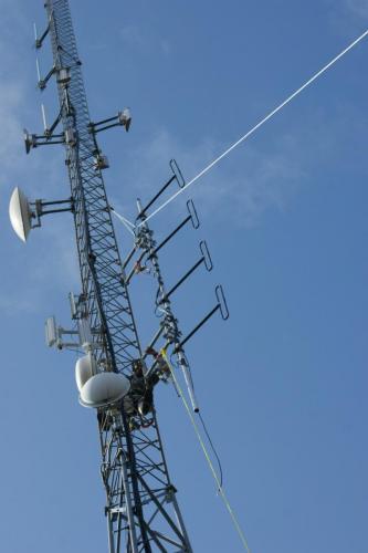 2017 cloyd repeater new antenna DSC09678