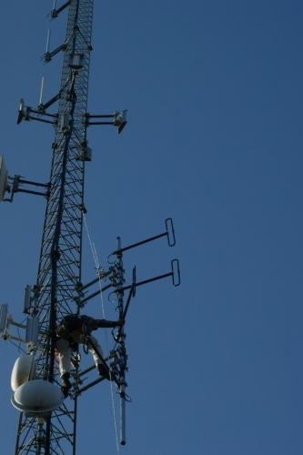 2017 cloyd repeater new antenna DSC09707