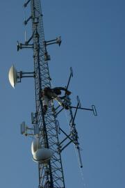 2017 cloyd repeater new antenna DSC09721