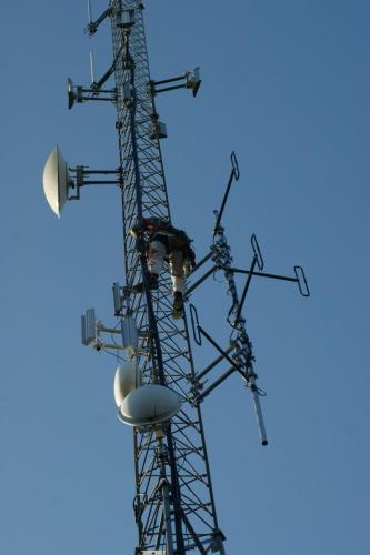 2017 cloyd repeater new antenna DSC09722